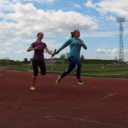 Островные легкоатлеты готовятся к чемпионату России по эстафетному бегу