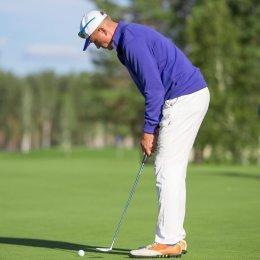 Островные гольфисты – абсолютные победители открытого чемпионата Свердловской области