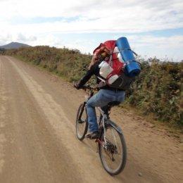 «Ловецкий перевал» покорился островным велосипедистам