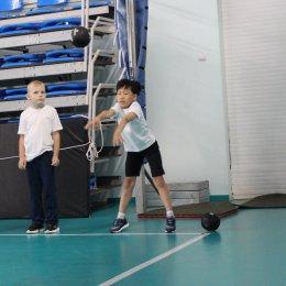 Волейбольные испытания