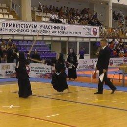 Островные кендоисты отличились на Всероссийских играх боевых искусств