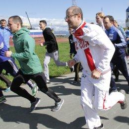 Муниципальный центр тестирования МБУ «Спортивный город» приглашает горожан выполнить нормативы комплекса «ГТО»