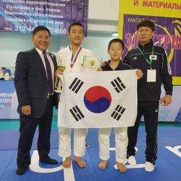 Первый победитель из Кореи