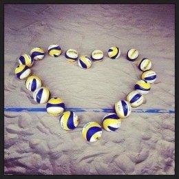 В Тымовске открыли сезон пляжного волейбола