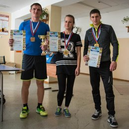 Пять команд приняли участие в турнире по настольному теннису в пгт. Тымовское