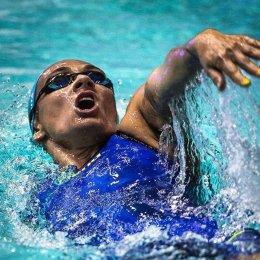 Наталья Винокуренкова завоевала восемь золотых медалей чемпионата ДФО!
