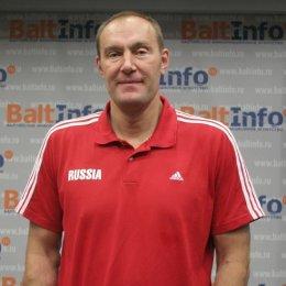Сергей Гришаев провел мастер-класс в спортивной школе Невельска