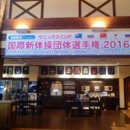 Островные гимнастки примут участие в международном турнире в Японии