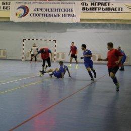 «Олимпик» стал победителем турнира по мини-футболу в пгт. Ноглики