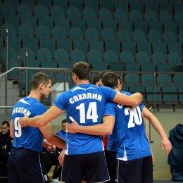 «Элвари-Сахалин» одержал третью победу подряд