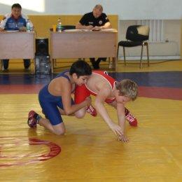 Борцы из трех населенных пунктов приняли участие в соревнованиях в пгт. Ноглики