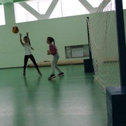 Алекса Игишева выбрала волейбол