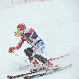 Глеб Федоров финишировал четвертым в супергиганте