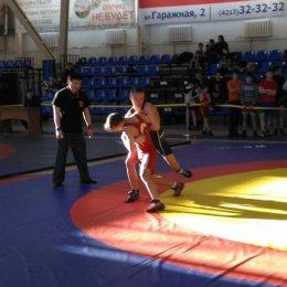 Борцы из Анивы завоевали четыре медали дальневосточного турнира