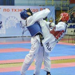 Сахалинские тхэквондисты завоевали семь медалей на международных соревнованиях в Нальчике