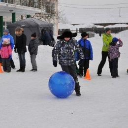 Всероссийский день снега отметили в Углегорском районе