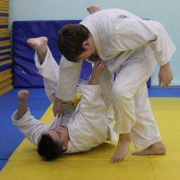 Тренировки в «СШ самбо и дзюдо»
