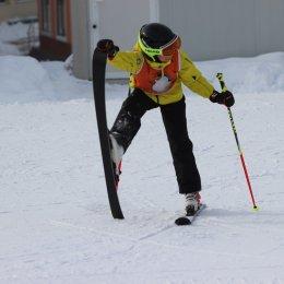 В Южно-Сахалинске стартовал проект «Горные лыжи в школу»