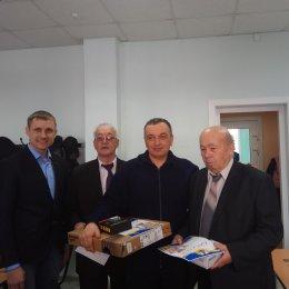 Андрей Фризюк – победитель городского турнира ветеранов