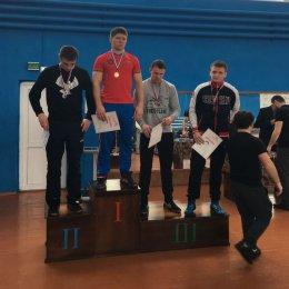 Андрей Тефанов - победитель Всероссийского первенства РФСО «Локомотив»!