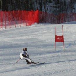 Павел Быков – седьмой в слаломе-гиганте на всероссийских соревнованиях
