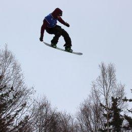 Сахалинские сноубордисты завоевали четыре медали этапа Кубка России