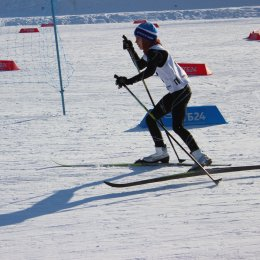 Жители Невельского района приняли участие в лыжных гонках для популяризации ГТО