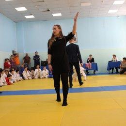 На детском турнире по дзюдо зафиксировано рекордное количество участников