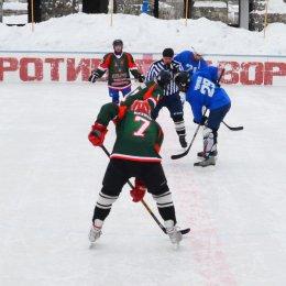 «Тымь» стала победительницей хоккейного турнира в Тымовске