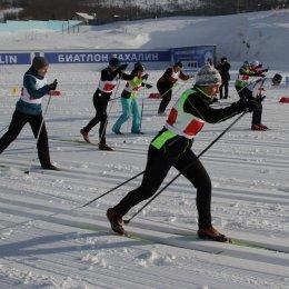 Южносахалинцев и гостей города приглашают принять участие в традиционной лыжной гонке «Сахалинская лыжня-2018»