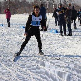 Команда СШОР ЗВС выиграла состязания по лыжным гонкам в рамках Спартакиады Минспорта