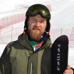 Сахалинец Владимир Игушкин стал чемпионом России по сноуборду