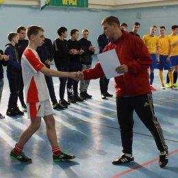 Футбольный турнир в Ногликах завершился победой команды местной ДЮСШ