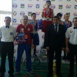 Островные боксеры завоевали восемь наград первенства ДФО среди юношей