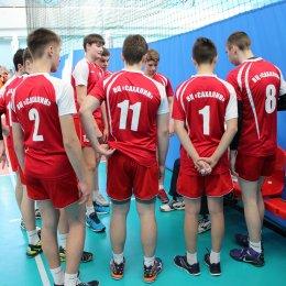 Команда юношей ВЦ «Сахалин» примет участие в первенстве области