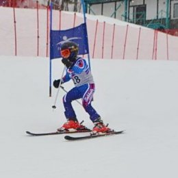 Островные горнолыжники принимают участие в международных соревнованиях