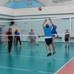 В волейбольном турнире в рамках Спартакиады Минспорта определились лидеры