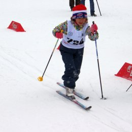 В селе Горнозаводск прошло открытие лыжного сезона
