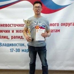 Константин Сек – блиц-чемпион ДФО!
