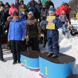 В Тымовске прошли традиционные соревнования «Сахалинская лыжня-2018» на призы мэра городского округа