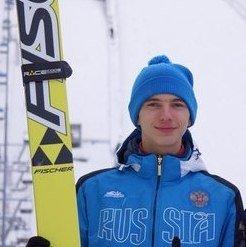 Александр Баженов принял участие в финальном этапе Кубка мира