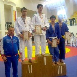 Никита Маликов – бронзовый призер первенства Северной Осетии
