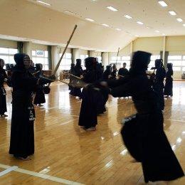 Островные кендоисты побывали на УТС в Республике Корея