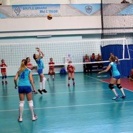 В первенстве области по волейболу участвуют 14 команд