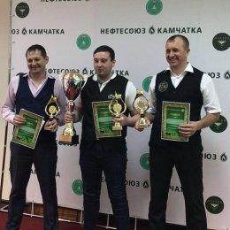 Сахалинец Марат Апхаликов стал победителем турнира на Камчатке, Николай Аникеенко – третий призер