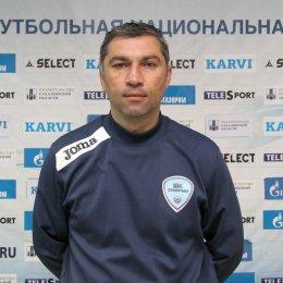 Владимир Герасимов: «Команда приехала играть на победу»