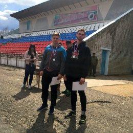Вадим Бубнов стал победителем Всероссийских соревнований по длинным метаниям