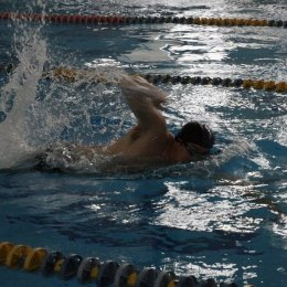 Спортсмены СШОР ВВЕ оказались самыми быстрыми в плавании