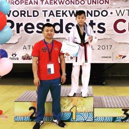 Сахалинские тхэквондисты завоевали две путевки на чемпионат и первенство Европы (ДОБАВЛЕНО ФОТО)