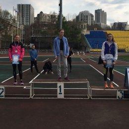 Островные легкоатлеты завоевали восемь медалей первенства ДФО